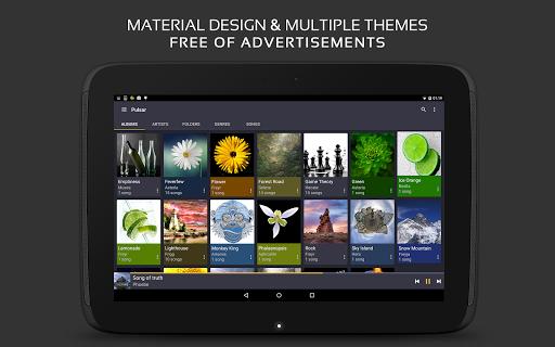 Pulsar Music Player - Audio Player, Mp3 Player 1.8.3 screenshots 9