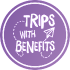 TripsWithBenefits - Compagnons de voyage icon