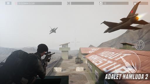 Code Triche Adalet Namluda 2 Demo mod apk screenshots 3