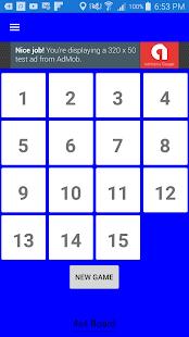 Numeric Puzzle - náhled
