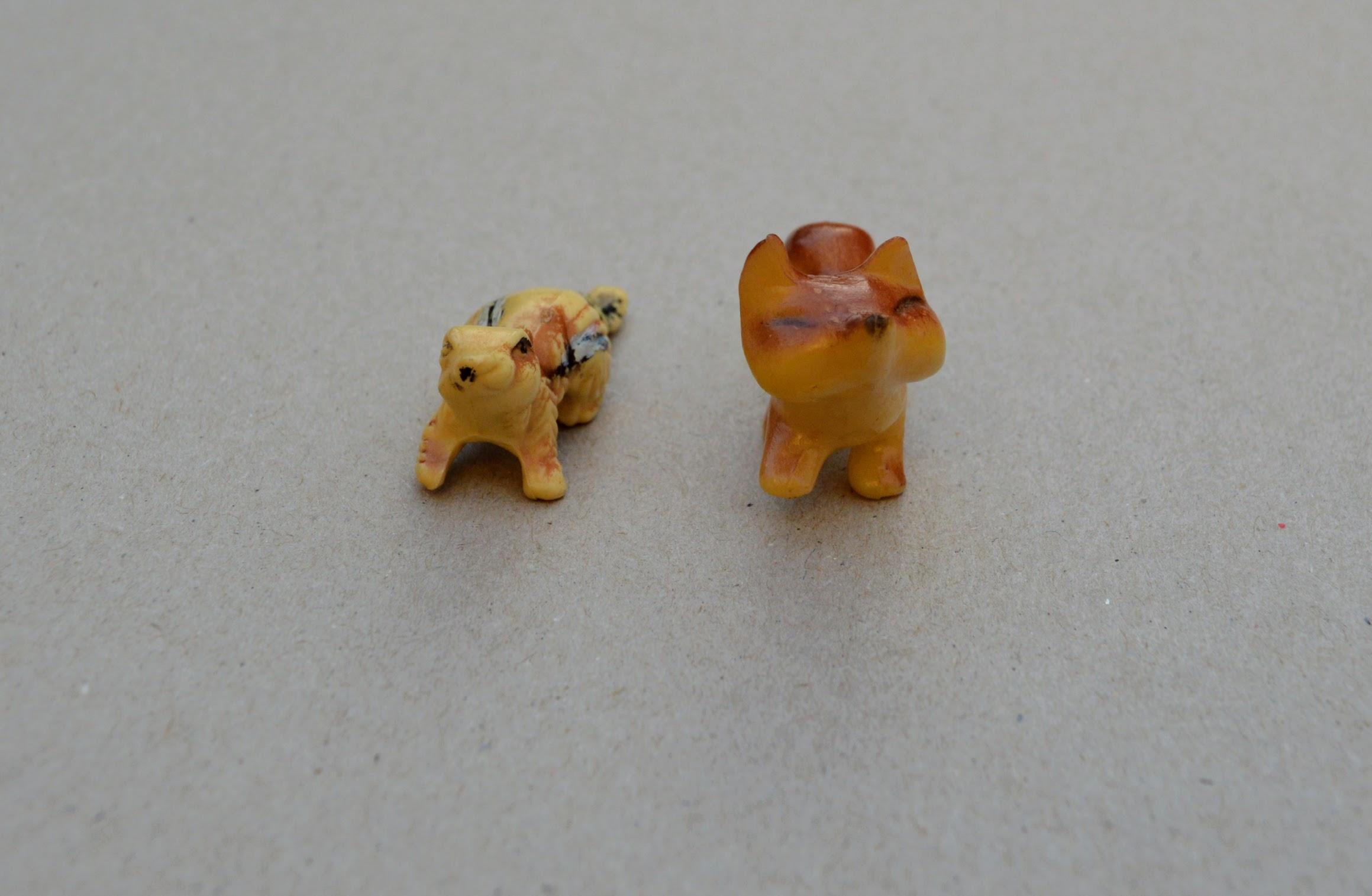 Überraschungs-Ei Figuren von 1975
