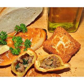 Italian Toasted Ravioli.