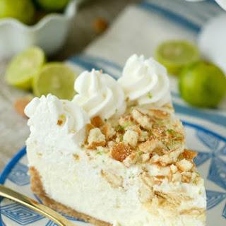 No-Bake Key Lime Mousse Pie.