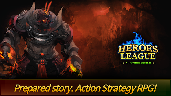 Heroes League : Another World- screenshot thumbnail