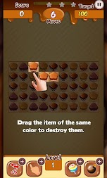 Choco Match Crush Mania APK screenshot thumbnail 7