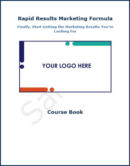 Rapid Results Marketing Formula - Sample