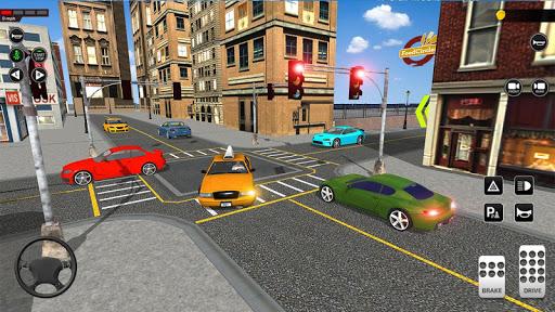 City Taxi Driving simulator: online Cab Games 2020 1.42 screenshots 10