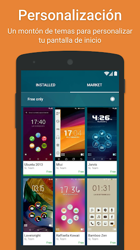 Smart Launcher Pro 3 para Android