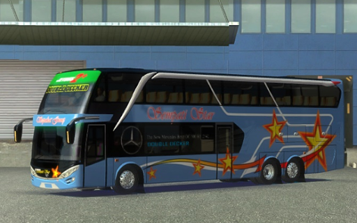 Livery Bussid Sempati Star HD 1.0 screenshots 3