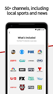 YouTube TV – Watch & Record Live TV Apk 2