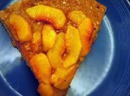 Fresh Peach Pizza Recipe