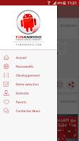 Screenshot of TUNANDROID.COM