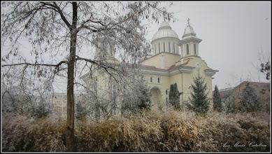 Photo: Str. Univers - vedere Biserica Ortodoxa de pe Calea Victoriei, Nr.31 - 2016.11.24