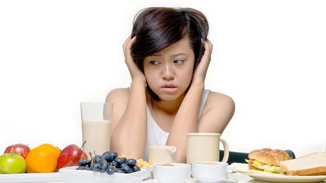 Chế độ dinh dưỡng thiếu khoa học