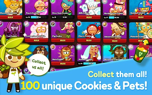 Cookie Run: OvenBreak App Latest Version Download For Android and iPhone 7