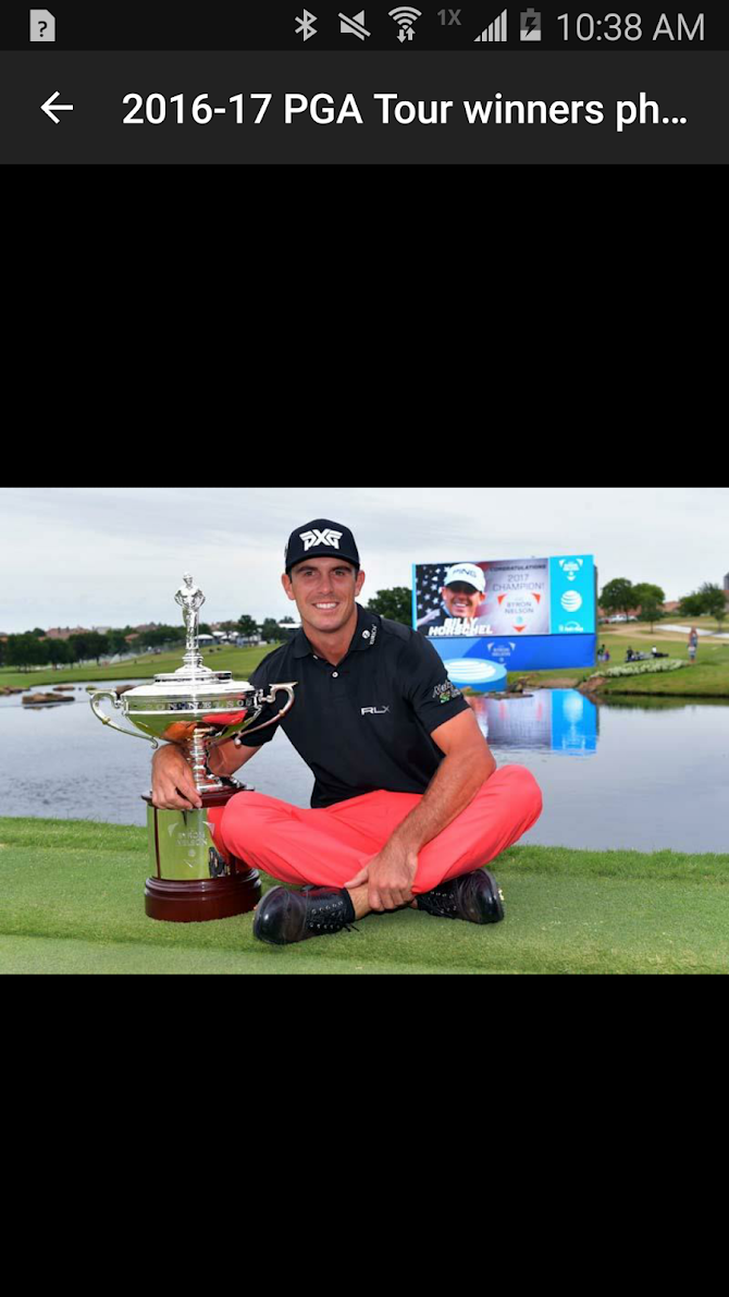 Golf Channel Mobile Android 4
