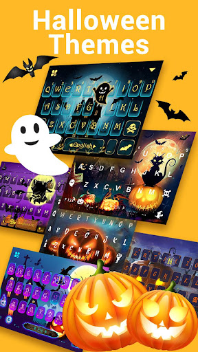 Kika Keyboard - Cool Fonts, Emoji, Emoticon, GIF Screenshot