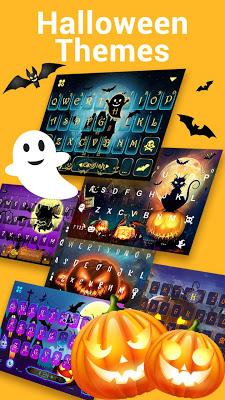 Kika Keyboard - Cool Fonts, Emoji, Emoticon, GIF - screenshot