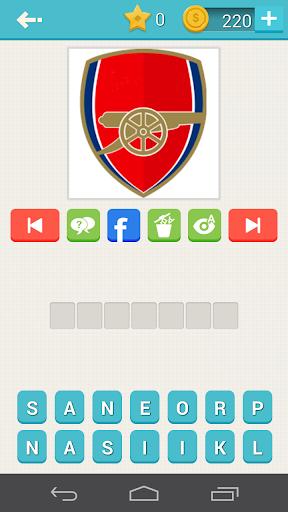 Football Logo Quiz - Football Quiz Sports Quizzes 3.08.1(7) screenshots 10