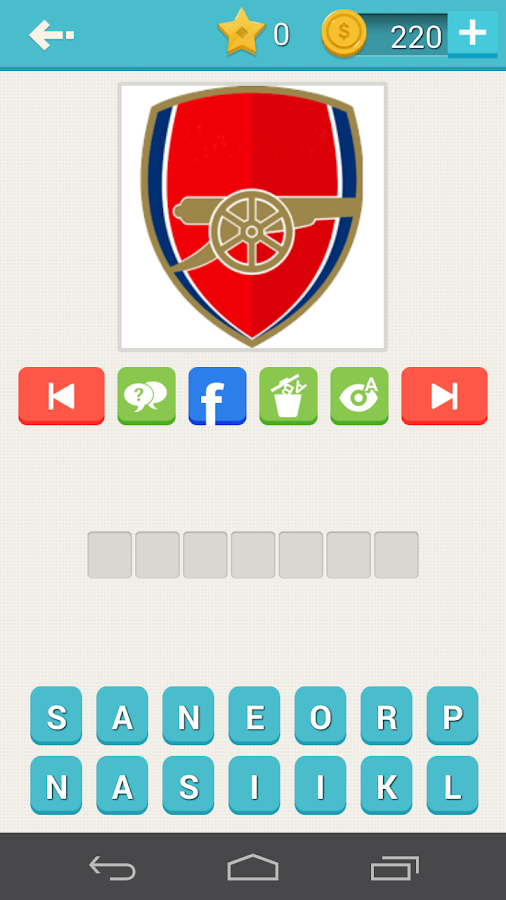 Football Logo Quiz - Football Quiz Sports Quizzes- screenshot