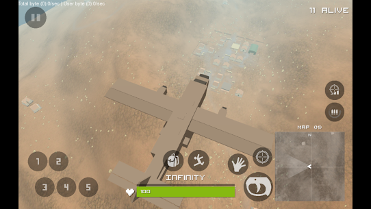 THE DUST: PIXEL SURVIVAL BATTLEGROUND FREE 6