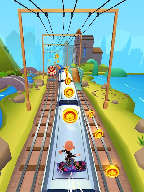 Screenshot - Subway Surfers