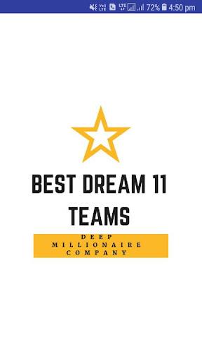 Best Dream 11 Teams 4.4.4.4 screenshots 2