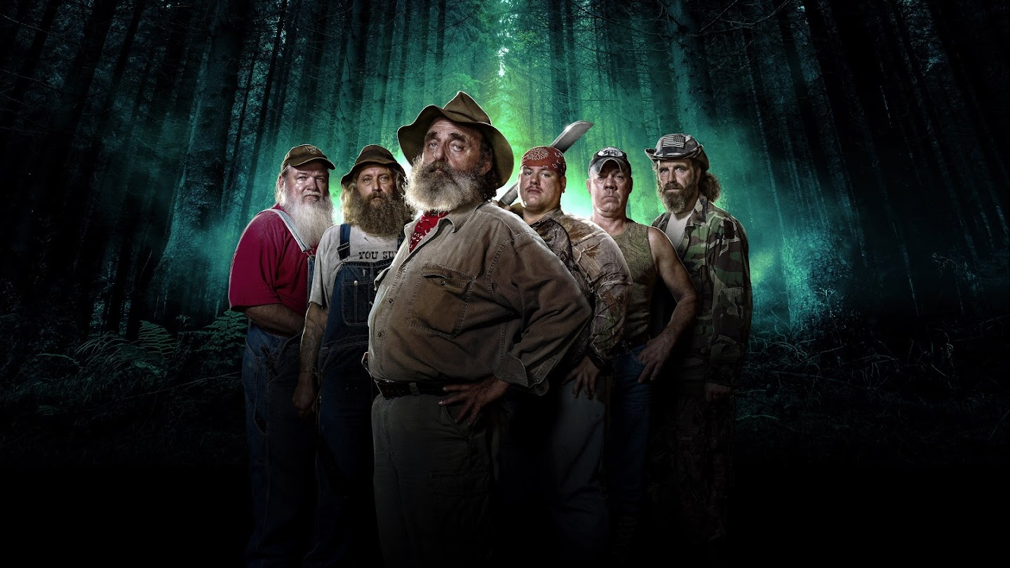 Watch Mountain Monsters live