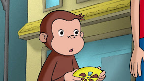 George Fixes Betsy's Wagon; Curious George Takes a Dive thumbnail