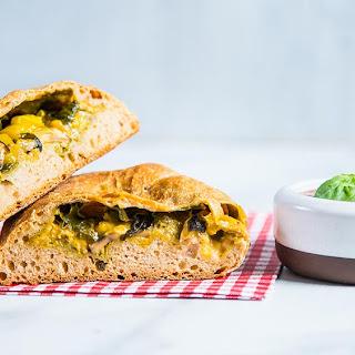 Lunchbox Calzones Recipe