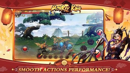 Monkey king u2013 Demon battle cheat screenshots 3