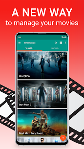 Cinemaniac – Movies To Watch App Download For Android and iPhone 1