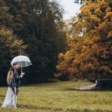Bröllopsfotograf Liza Medvedeva (Lizamedvedeva). Foto av 10.10.2017