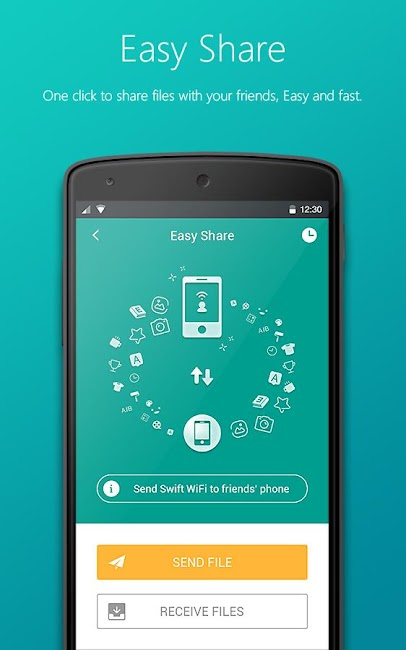 #5. Swift WiFi:Global WiFi Sharing (Android)