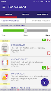 Sodexo World screenshot 2