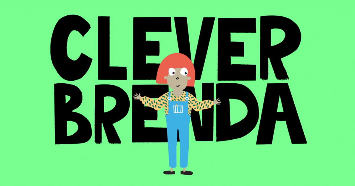 Clever Brenda A Hopster Original kids tv show