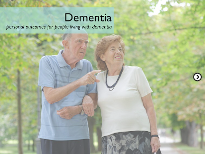 Dementia Personal Outcomes- screenshot thumbnail