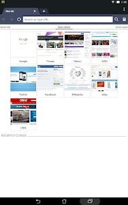 ZenUI Browser- Secure Web Surf v2.1.1.90_160118_beta