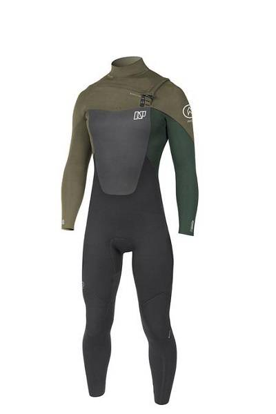 wetsuit man - NEILPRYDE Rise fullsuit 5/4/3 front zip