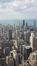 Photo: the views on top of the Sears Tower are incredible!
