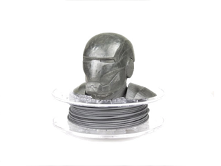 Proto Pasta Stainless Steel and ColorFabb SteelFill 3d printing filament