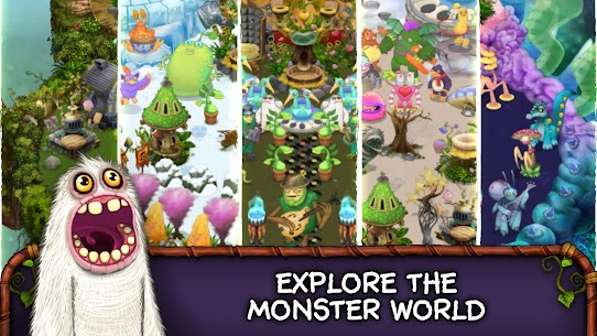 My Singing Monsters MOD 2.1.9 (Unlimited Money) Apk 5