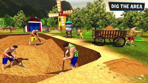 Primitive Technology: Fish Pond Building Sim 1.0 screenshots 10