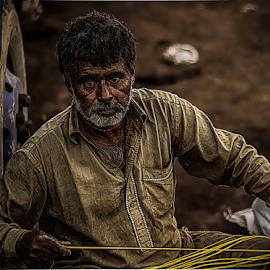 The fisherman  by Fawad Hashmi - People Professional People