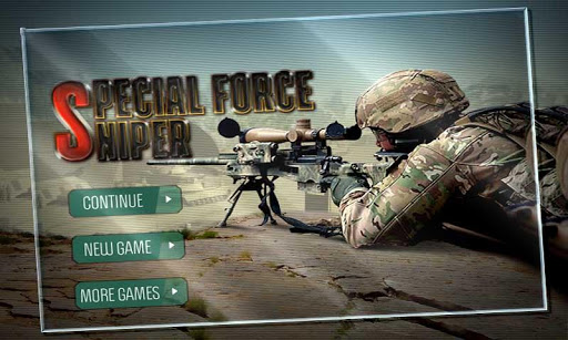 Special Force Sniper