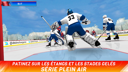 Code Triche Hockey Nations 18  APK MOD (Astuce) screenshots 2