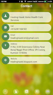 Healing Hawk - Home Health Care Services - náhled