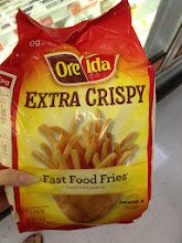 Photo: Fast food fries are one of our favorites to pick up.