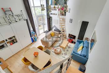 Appartement 3 pièces 72,35 m2