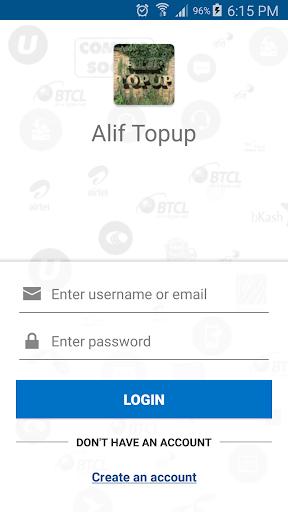 Alif Topup